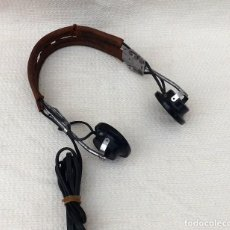 Radios de galena: ANTIGUOS AURICULARES - I B M - MADE IN USA. Lote 132435274