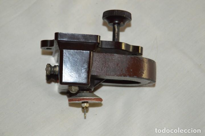 Radios de galena: VINTAGE - ANTIGUO MOTOR DE ALTAVOZ ANTIGUO - ORMOND CO LTD - BAQUELITA - PRINCIPIOS 1900 - ENVÍO 24H - Foto 3 - 132552418