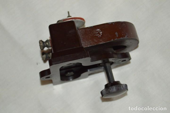 Radios de galena: VINTAGE - ANTIGUO MOTOR DE ALTAVOZ ANTIGUO - ORMOND CO LTD - BAQUELITA - PRINCIPIOS 1900 - ENVÍO 24H - Foto 4 - 132552418