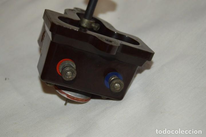 Radios de galena: VINTAGE - ANTIGUO MOTOR DE ALTAVOZ ANTIGUO - ORMOND CO LTD - BAQUELITA - PRINCIPIOS 1900 - ENVÍO 24H - Foto 5 - 132552418