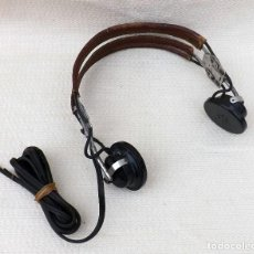 Radios de galena: ANTIGUOS AURICULARES - I B M - MADE IN USA. Lote 133060190