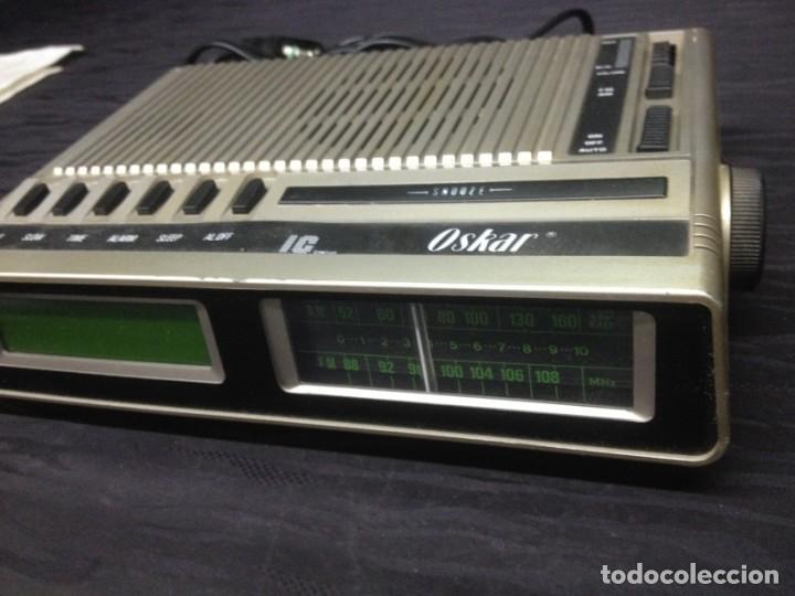 RADIO OSKAR AM FM (Radios, Gramófonos, Grabadoras y Otros - Radios de Galena)