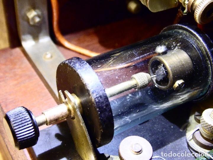 Radios de galena: Radio de Galena años 20 ver video - Foto 5 - 142381878