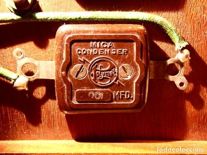 Radios de galena: Radio de Galena años 20 ver video - Foto 46 - 142381878