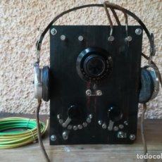 Radios de galena: RADIO GALENA. Lote 145694710