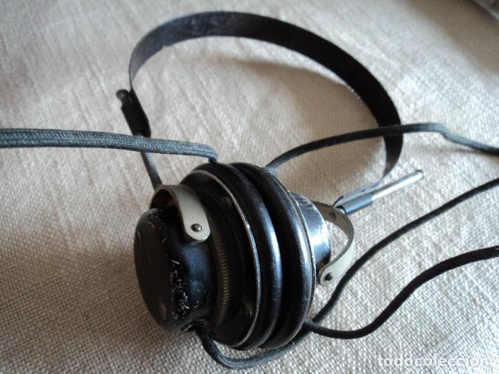 Radios de galena: RADIO DE GALENA DE LOS AÑOS 1928/30 CON CASCOS Y GALENA - Foto 4 - 173810028