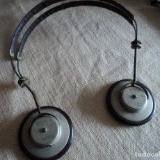Radios de galena: AURICULARES DE BAQUELITA PARA RADIO DE GALENA MARCA CRYSTAL. Lote 147700674