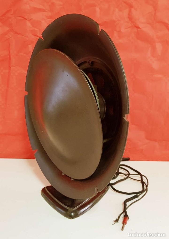 Radios de galena: ALTOPARLANTE PHILIPS DEL AÑO 1928 - Foto 2 - 148800370