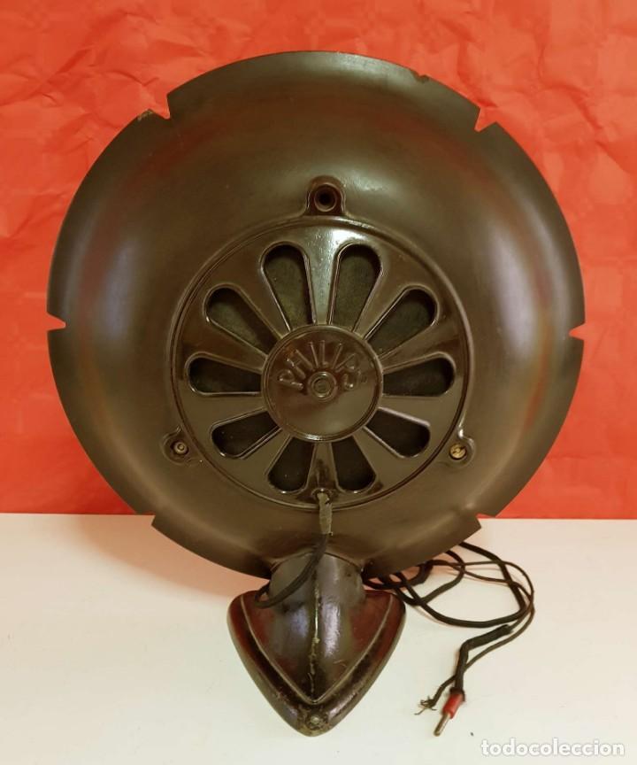Radios de galena: ALTOPARLANTE PHILIPS DEL AÑO 1928 - Foto 3 - 148800370