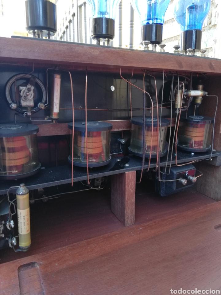Detektorempfänger: Impresionante y rara radio de válvulas antigua de galena - Foto 3 - 151110436