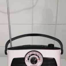 Radios de galena: RADIO MARCA SUNSTECH. Lote 166633249