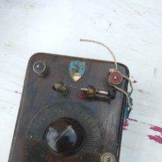 Radios de galena: RADIO DE GALENA. Lote 59087845