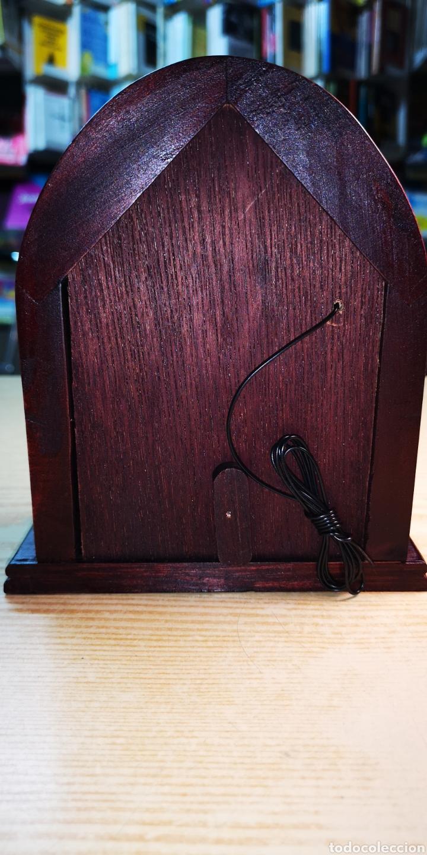 Radios de galena: Antigua radio de madera. Funciona perfectamente de alta calidad - Foto 2 - 235641190