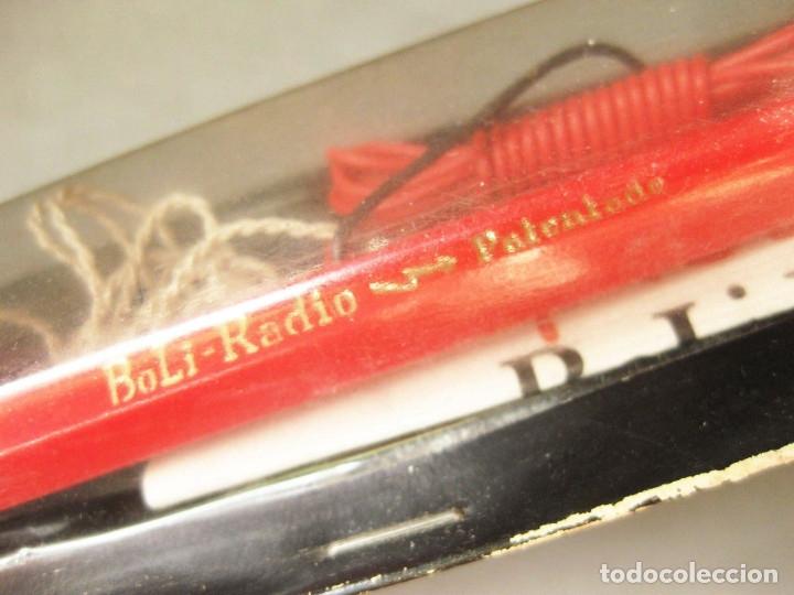 Radios de galena: Boli Radio Patentado. Detección por germanio. Sin abrir. Debe ser español, años 70. - Foto 6 - 181780305