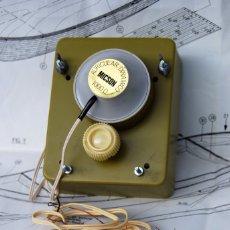 Radios de galena: RADIO GALENA ! ANTIGUA Y ORIGINAL COMPOSICIÓN DE FABRICACIÓN ARTESANAL .. Lote 181982422