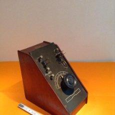 Radio a galena: RADIO DE GALENA. SIN MARCA. BBC APPROVED. Lote 184226337
