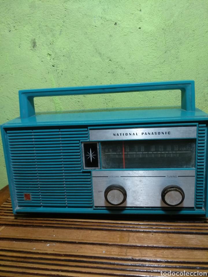 Radios de galena: Radio panasonik años 70 foncciona - Foto 2 - 184539602