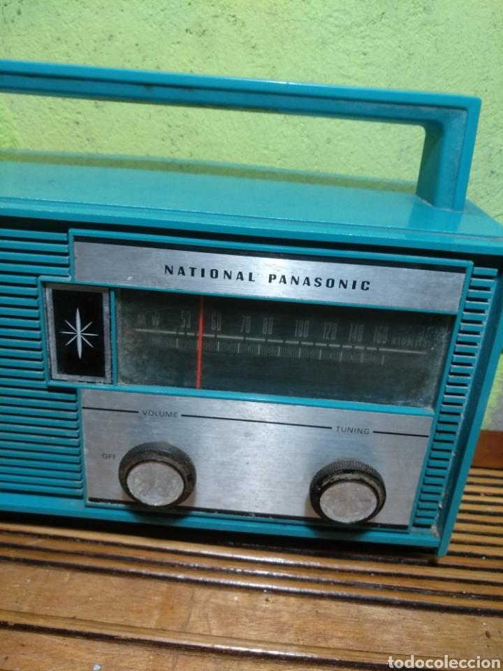 RADIO PANASONIK AÑOS 70 FONCCIONA (Radios, Gramófonos, Grabadoras y Otros - Radios de Galena)