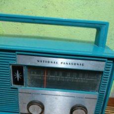 Radios de galena: RADIO PANASONIK AÑOS 70 FONCCIONA. Lote 184539602