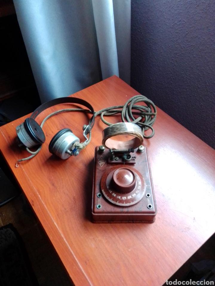 RADIO GALENA PIVAL (Radios, Gramófonos, Grabadoras y Otros - Radios de Galena)