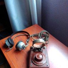 Radios de galena: RADIO GALENA PIVAL. Lote 187187716
