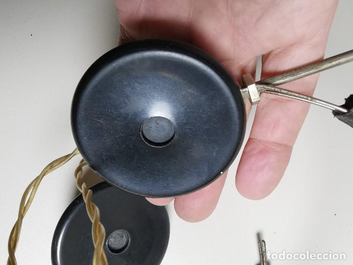Radios de galena: AURICULARES para RADIO DE GALENA. 2000 OHM- - Foto 5 - 191004810