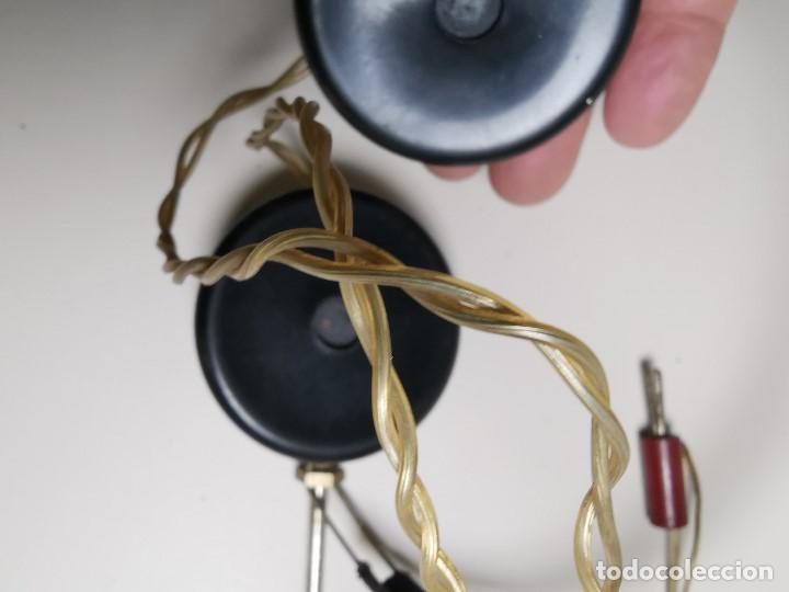 Radios de galena: AURICULARES para RADIO DE GALENA. 2000 OHM- - Foto 6 - 191004810