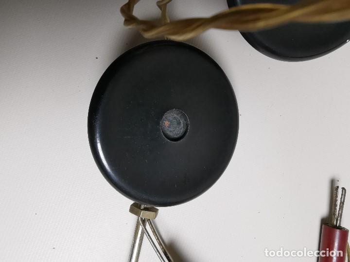 Radios de galena: AURICULARES para RADIO DE GALENA. 2000 OHM- - Foto 7 - 191004810