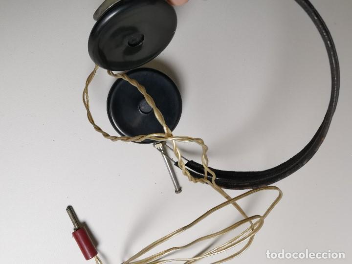 Radios de galena: AURICULARES para RADIO DE GALENA. 2000 OHM- - Foto 12 - 191004810