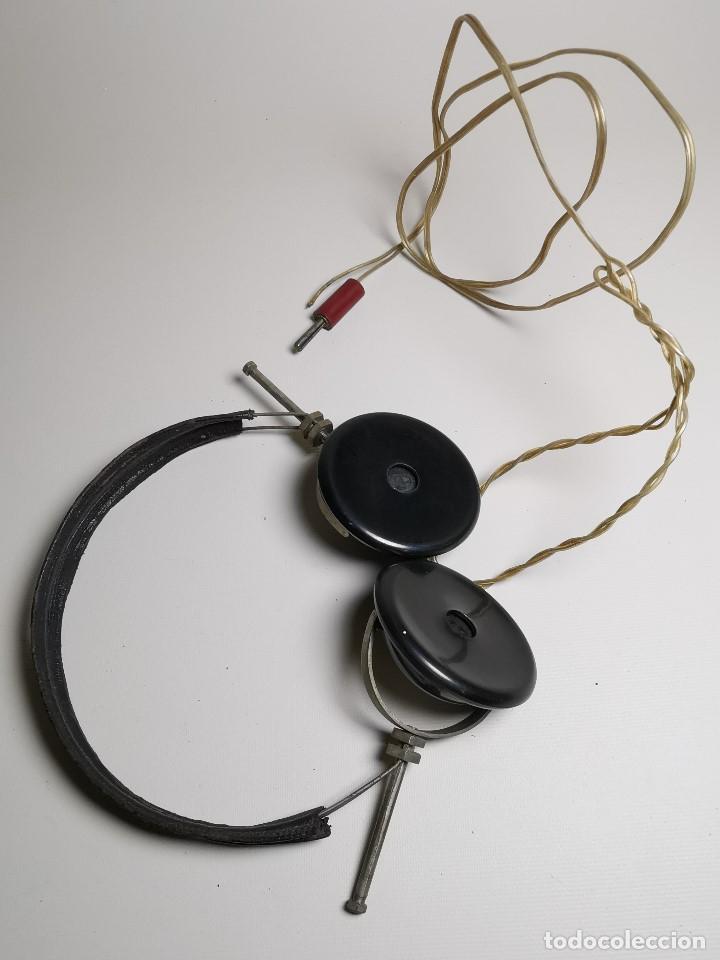 Radios de galena: AURICULARES para RADIO DE GALENA. 2000 OHM- - Foto 16 - 191004810