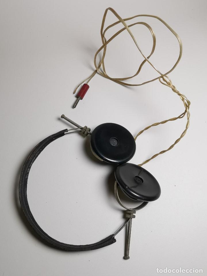 Radios de galena: AURICULARES para RADIO DE GALENA. 2000 OHM- - Foto 17 - 191004810