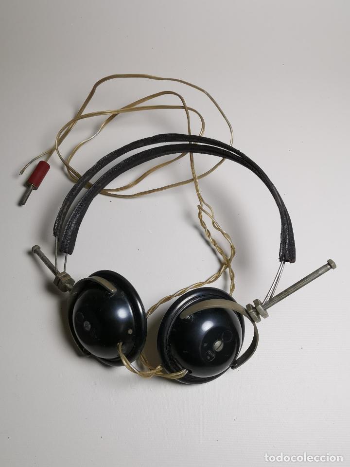 AURICULARES PARA RADIO DE GALENA. 2000 OHM- (Radios, Gramófonos, Grabadoras y Otros - Radios de Galena)