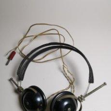 Radios de galena: AURICULARES PARA RADIO DE GALENA. 2000 OHM- . Lote 191004810