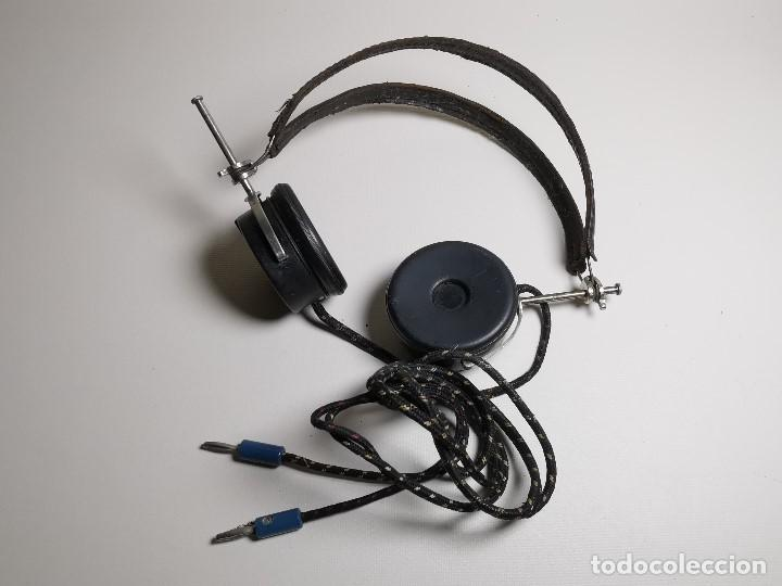 Radios de galena: AURICULARES para RADIO DE GALENA. MARCA ORIGINAL 1000 OHM- - Foto 6 - 191004902