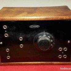 Radios de galena: RADIO DE GALENA LUXOR, C1920. Lote 193203090