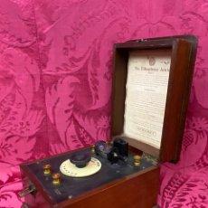 Radios de galena: RADIO GALENA ETHOPHONE. Lote 193400488