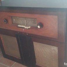 Radios de galena: RADIO GRANDISIMA PHILIPS LEER NOTA VER TODAS LAS FOTOS. Lote 194677618
