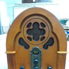 Radios de galena: RADIO MODERNO ESTILO AÑOS 30.. Lote 201321781