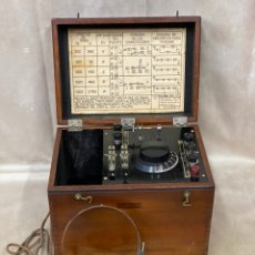 Radios de galena: RADIO GALENA ESPAÑOLA BELL TELEFONIA MADRID. Lote 207240107