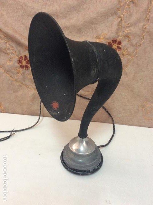 ALTOPARLANTE BRUNET (Radios, Gramófonos, Grabadoras y Otros - Radios de Galena)