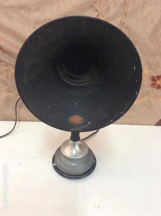 Radios de galena: Altoparlante brunet - Foto 2 - 210438192