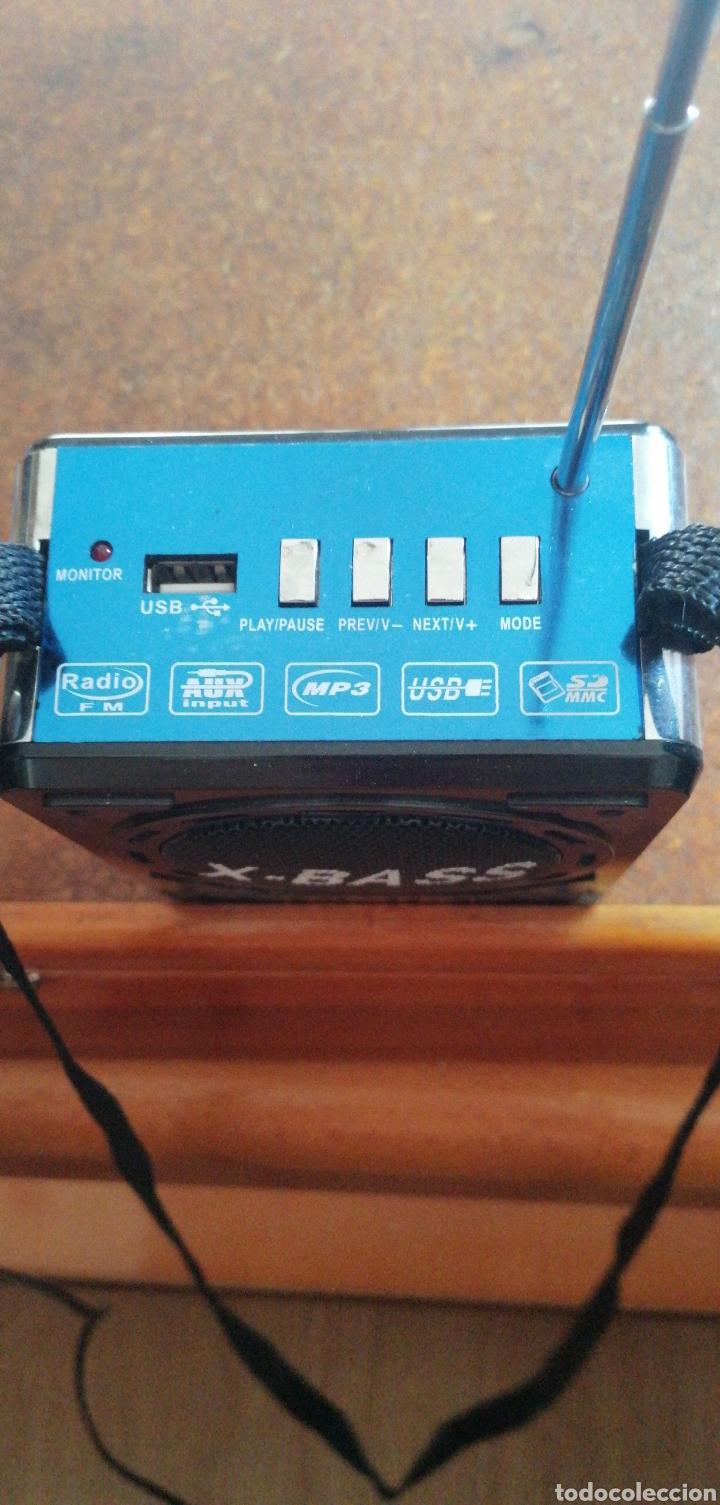 Radios de galena: RADIO MARCA CM1K MK-1657A - Foto 6 - 211468885