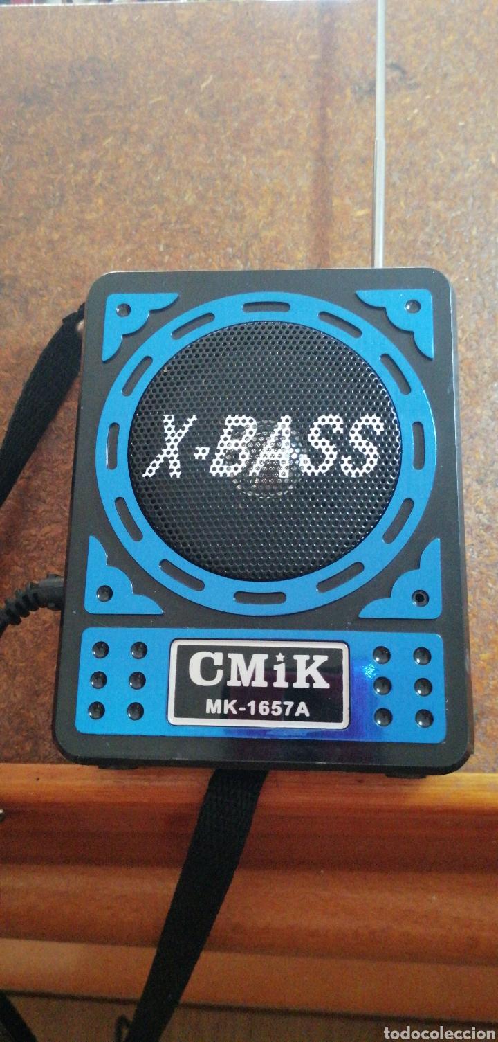 RADIO MARCA CM1K MK-1657A (Radios, Gramófonos, Grabadoras y Otros - Radios de Galena)