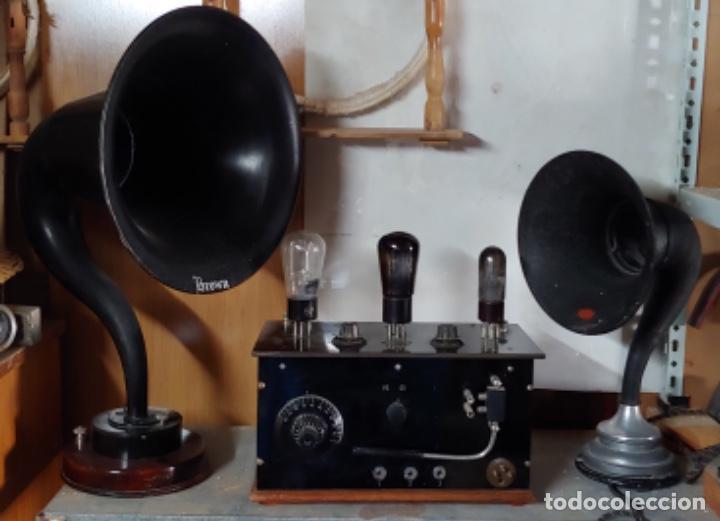 Radios de galena: Altoparlante brunet - Foto 7 - 210438192