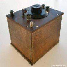 Radios de galena: RADIO DE GALENA C 1920/1930. Lote 214238232