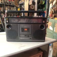 Radios de galena: RADIO CASSETTE SANYO M9980LU - 1980 - EXCELENTE ESTADO ESTETICO . VER FOTOS. Lote 217544878