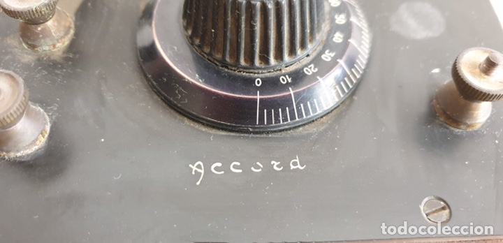 Radios de galena: Radio galena Accord - Foto 6 - 221130361