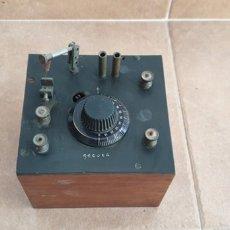 Radios de galena: RADIO GALENA ACCORD. Lote 221130361