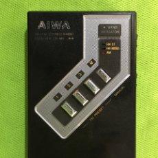 Radios de galena: RADIO AIWA CR-M5. Lote 221751142