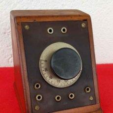Radios de galena: RADIO DE GALENA, 1920/1930. Lote 222468642